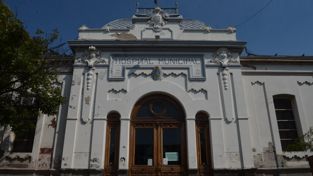 Hospital Municipal de Agudos de Bahía Blanca