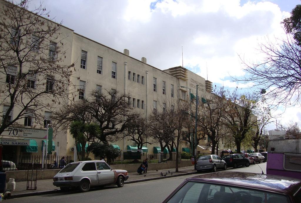 Hospital Maternidad Sardá