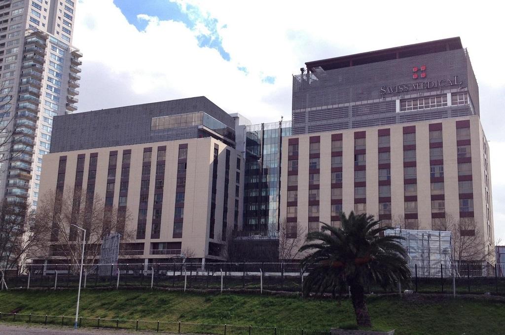Sanatorio Los Arcos