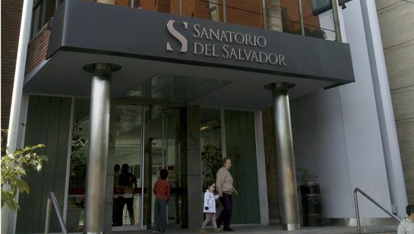 Sanatorio del Salvador en Córdoba