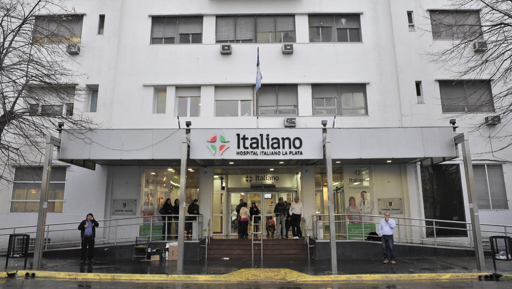 Hospital Italiano de La Plata