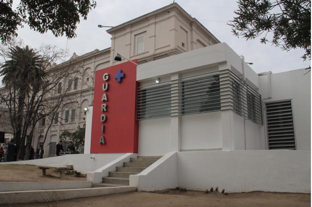 Hospital Tránsito Cáceres