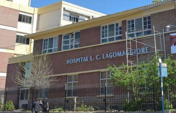 Resultado de imagen para Hospital Lagomaggiore