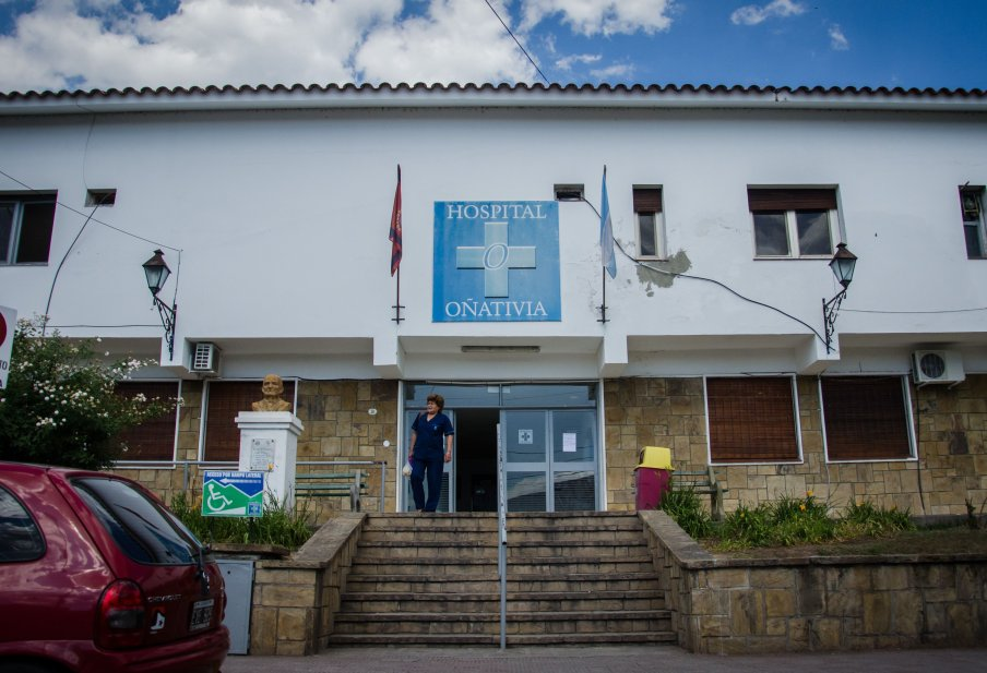 Hospital Dr. Arturo Oñativia de Salta