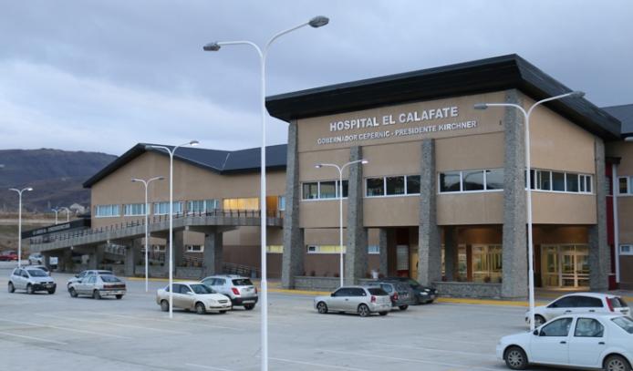 Hospital de Alta Complejidad El Calafate