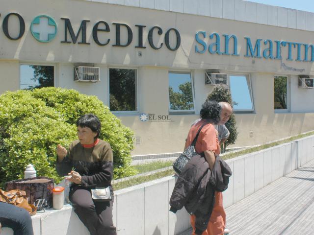 Centro Medico San Martin de Ezpeleta