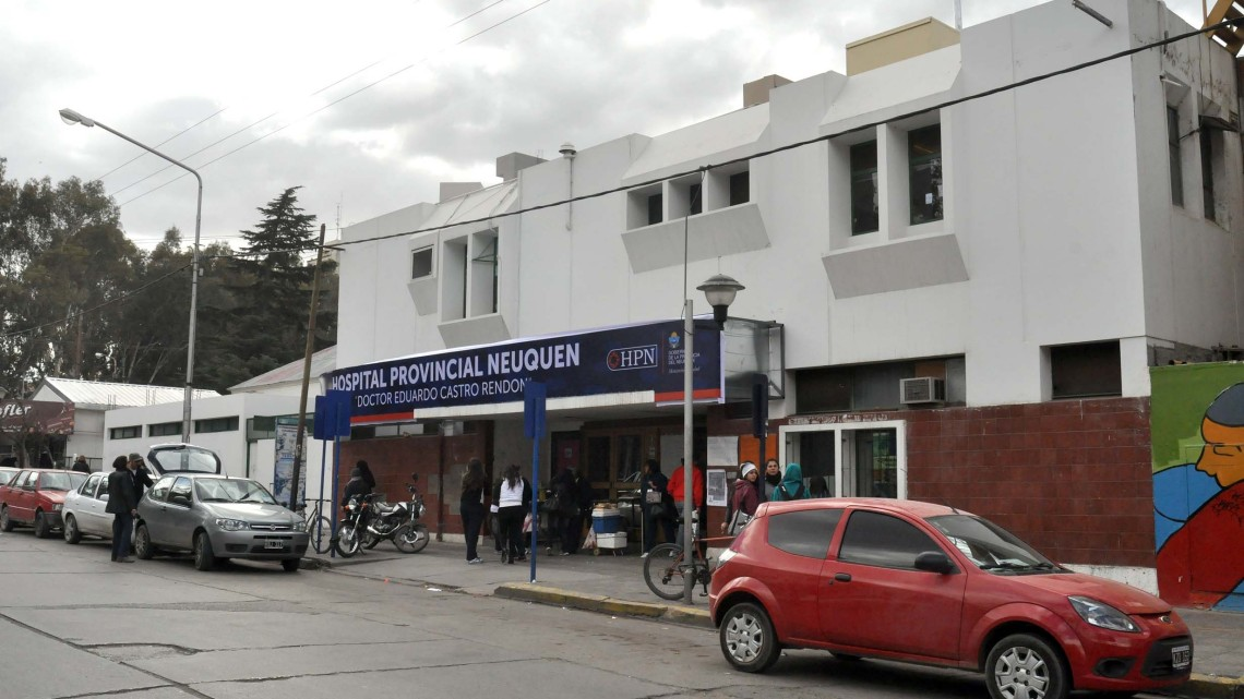 Hospital Castro Rendon (Hospital Provincial de Neuquén)