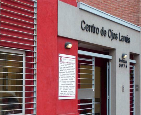 Centro de Ojos Lanús