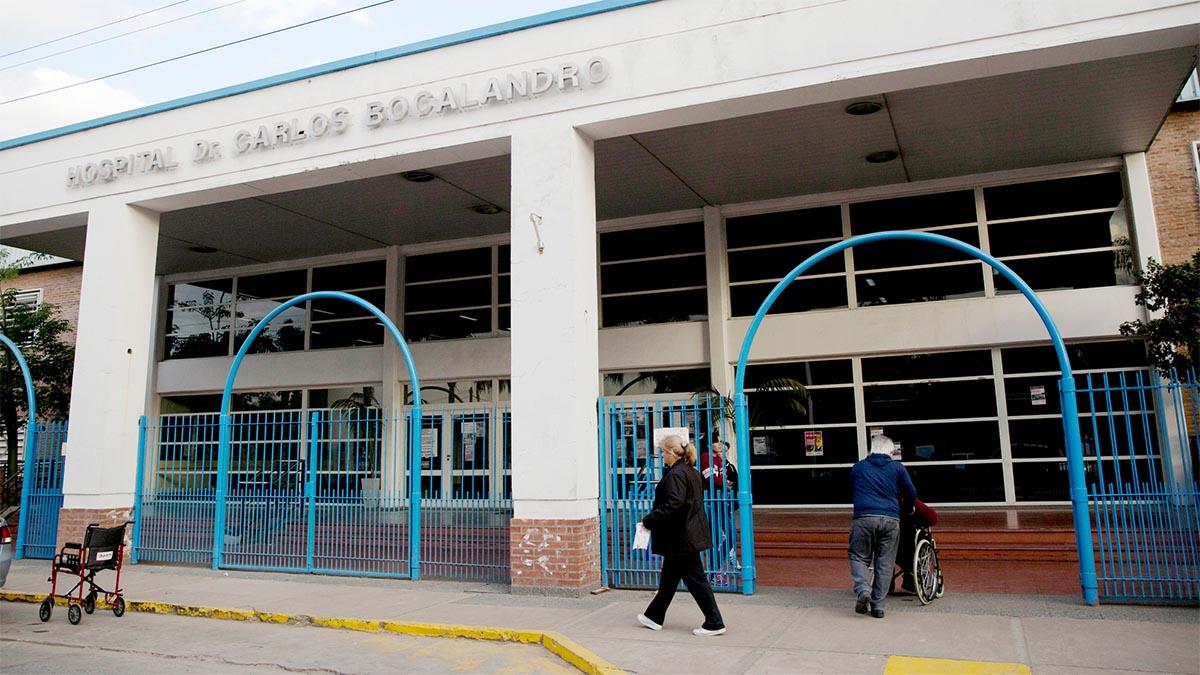 Hospital de Agudos Carlos Bocalandro