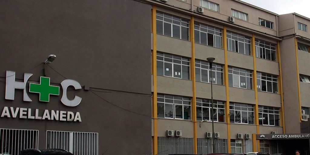 Hospital de Clínicas Nicolás Avellaneda