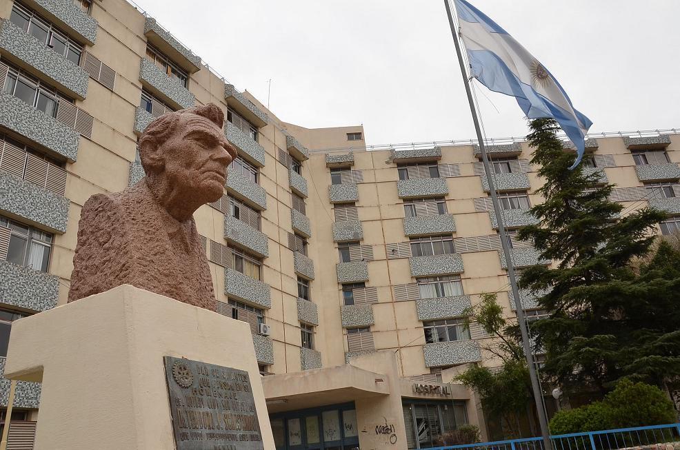 Hospital Teodoro Schestakow