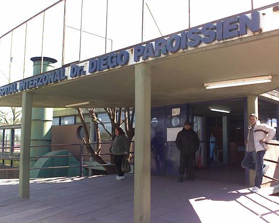 Hospital Paroissien