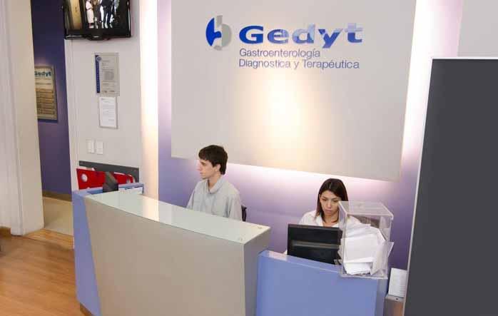 Gedyt: Gastroenterología Diagnóstica Terapéutica