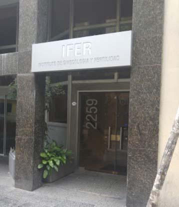 IFER Instituto de Ginecología y Fertilidad