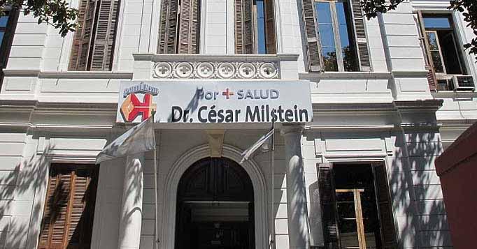 Hospital Milstein (ex Hospital Francés)
