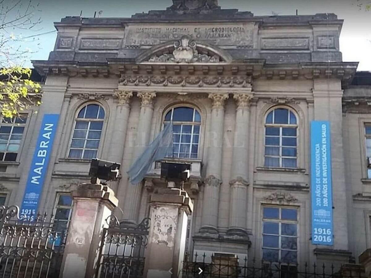 Instituto Malbrán de Buenos Aires