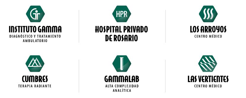 Red de Centros Médicos del Grupo Gamma