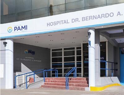 El Hospital Houssay, de Pami, es uno de los más prestigiosos en Mar del Plata